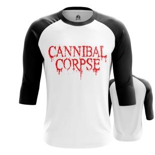 Мужской Реглан 3/4 Cannibal Corpse - купить в teestore