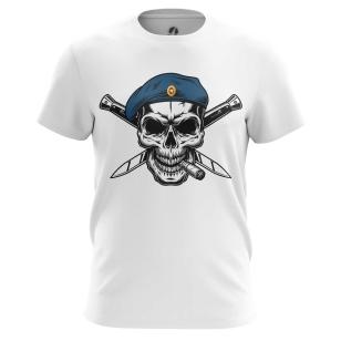 Футболка Военный череп - купить в teestore. Доставка по РФ