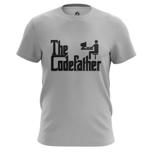 Футболка Codefather - купить в teestore. Доставка по РФ