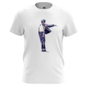 Футболка Майкл Джексон - купить в teestore. Доставка по РФ
