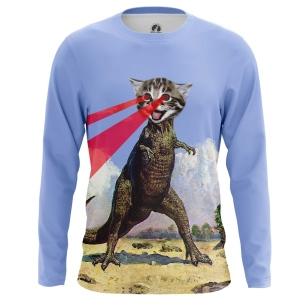 Мужской Лонгслив Dinosaur - купить в teestore