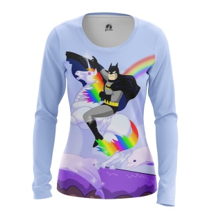 Женский Лонгслив Unicorn Knight - купить в teestore