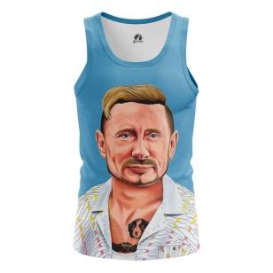 Мужская Майка Putin - купить в teestore