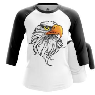 Женский Реглан 3/4 Rock eagle - купить в teestore