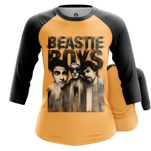 Женский Реглан 3/4 Beastie Boys - купить в teestore