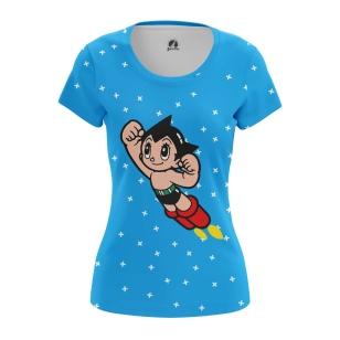 Женская Футболка Astroboy 2 - купить в teestore