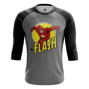 Мужской Реглан 3/4 Flash - купить в teestore