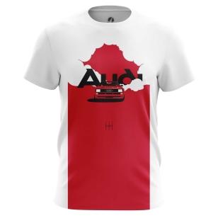 Футболка Audi - купить в teestore. Доставка по РФ