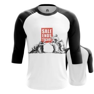 Мужской Реглан 3/4 Sale - купить в teestore