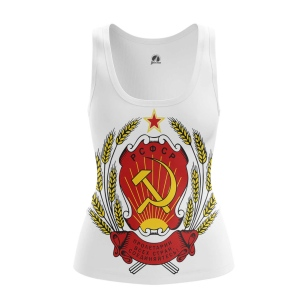 Женская Майка СССР - купить в teestore