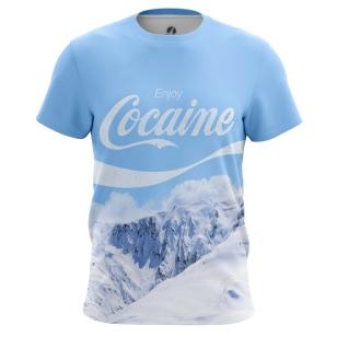 Футболка Cocaine - купить в teestore. Доставка по РФ