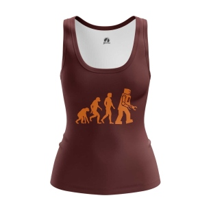 Женская Майка Evolution - купить в teestore