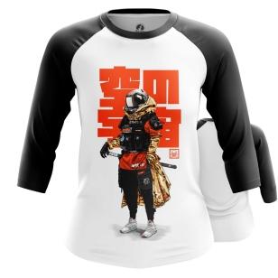 Женский Реглан 3/4 Urban ninja - купить в teestore