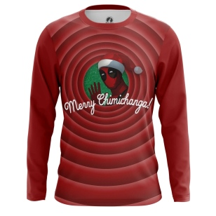 Мужской Лонгслив Merry Chimichangas - купить в teestore