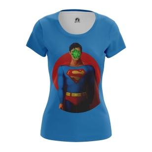 Женская Футболка Son of Superman - купить в teestore
