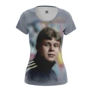 Женская футболка Есенин  купить