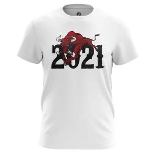 Футболка Год быка 2021 - купить в teestore. Доставка по РФ
