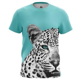 Футболка Леопард - купить в teestore. Доставка по РФ