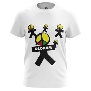 Футболка Olodum - купить в teestore. Доставка по РФ