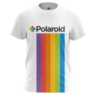 Футболка Polaroid - купить в teestore. Доставка по РФ