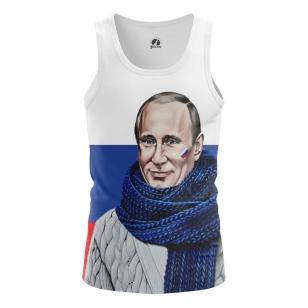 Мужская Майка Владимир Путин - купить в teestore