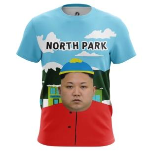 Футболка North Park  купить