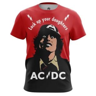Футболка AC/DC - купить в teestore. Доставка по РФ