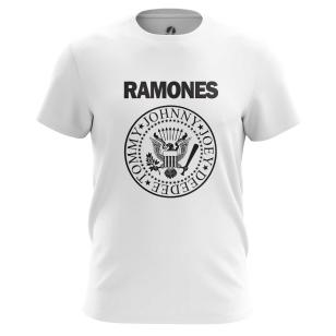 Футболка Ramones logo - купить в teestore. Доставка по РФ