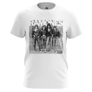 Футболка Ramones 1976 - купить в teestore. Доставка по РФ