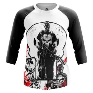 Женский Реглан 3/4 Punisher 4 - купить в teestore