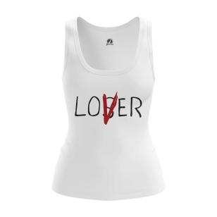 Женская Майка Loser Lover  - купить в teestore