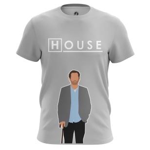 Футболка House - купить в teestore. Доставка по РФ