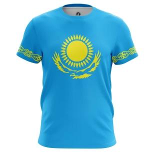 Футболка Казахстан - купить в teestore. Доставка по РФ