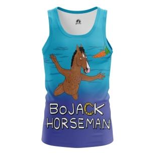Мужская Майка BoJack Horseman - купить в teestore