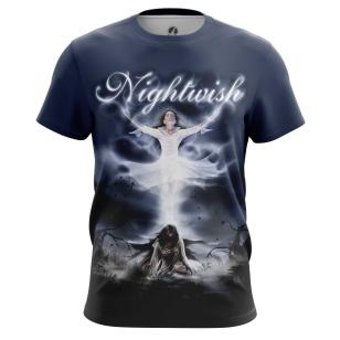Футболка Nightwish - купить в teestore. Доставка по РФ