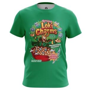 Футболка Loki charms - купить в teestore. Доставка по РФ