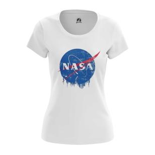 Женские Женские футболки NASA 2. Доставка по всей России