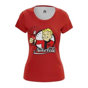 Женская Футболка Nuka Cola 2 - купить в teestore