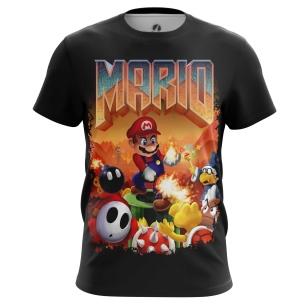 Футболка Mario Doom - купить в teestore. Доставка по РФ