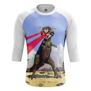 Мужской Реглан 3/4 Dinosaur - купить в teestore