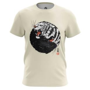 Футболка Тигр и пантера - купить в teestore. Доставка по РФ