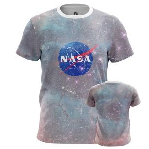 Футболка NASA космос - купить в teestore. Доставка по РФ
