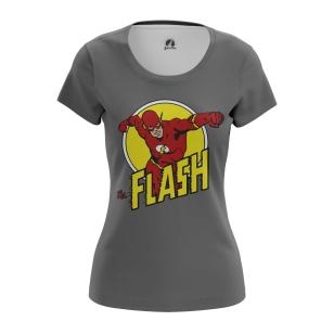 Женская Футболка Flash - купить в teestore