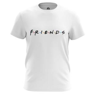 Футболка Friends - купить в teestore. Доставка по РФ