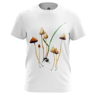 Футболка Mushrooms - купить в teestore. Доставка по РФ