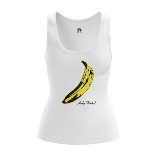 Женская Майка Банан - купить в teestore