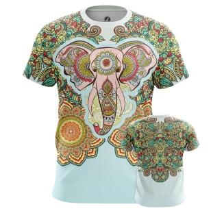 Футболка Elephant art - купить в teestore. Доставка по РФ