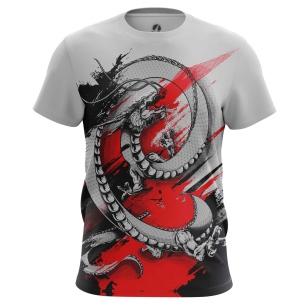 Футболка Dragon 3 - купить в teestore. Доставка по РФ