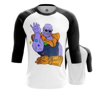 Мужской Реглан 3/4 Thanos bae - купить в teestore