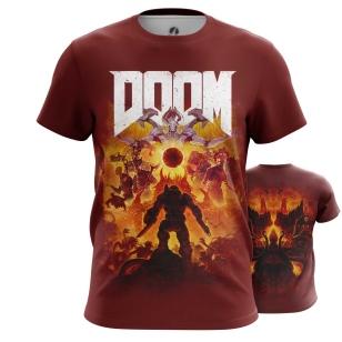 Футболка Doom eternal - купить в teestore. Доставка по РФ
